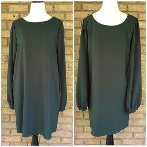 Lulu's Long Sleeve Mini Dress size